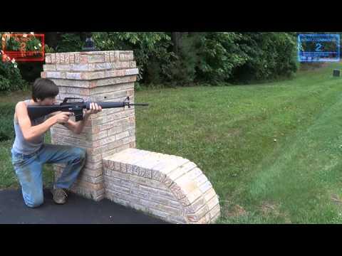 Deadliest Warrior: Redneck VS Israeli Commando