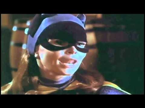 Batgirl Wants Equal Pay