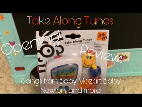 ||Opening, Review, and ALL SONG PLAY|| Baby Einstein Take Along Tunes