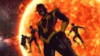 Стражи галактики - мультфильм Marvel – серия 22 сезон 2