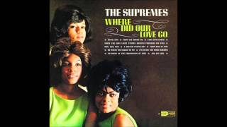 Where Did Our Love Go   The Supremes   1964