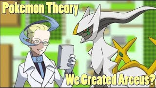Pokemon Theory: How Scientists Created Legendary Pokemon? (Contest Entry #8)