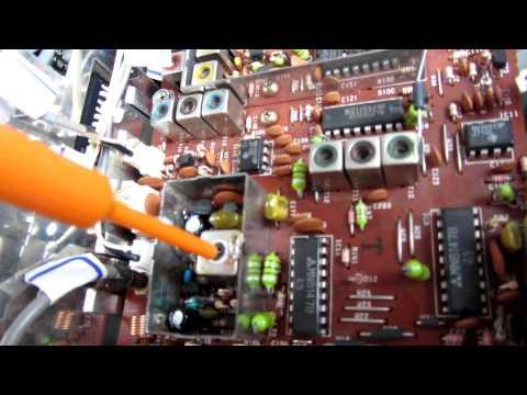 Kenwood TS-440S VFO#5 adjustment