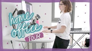 My remote work home office setup [London 2019]