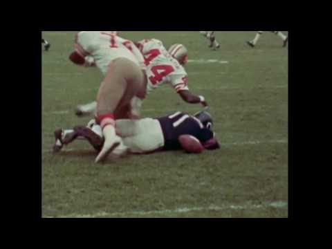 Bruce Taylor Highlights (1970 Rookie of the year)