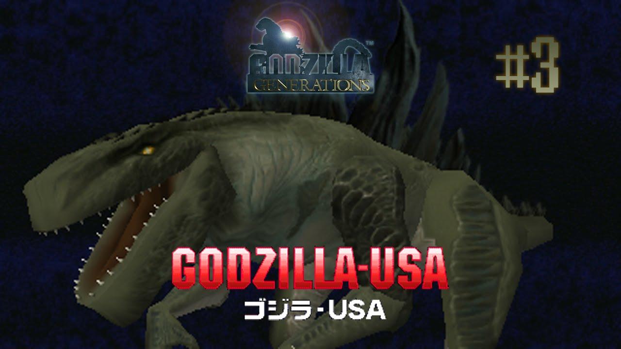 Part 03 Godzilla 1998