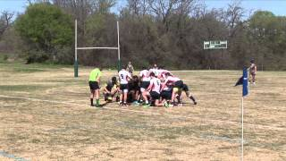 Rock Rugby vs Plano