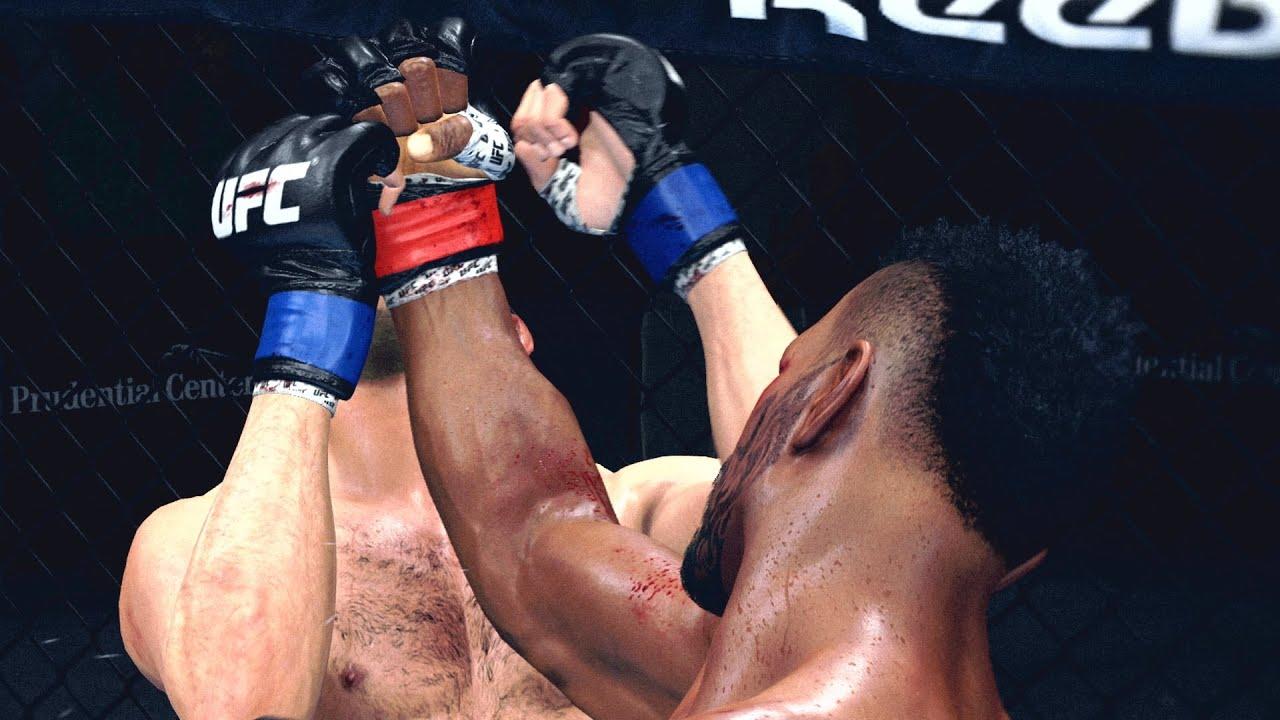 UFC 4 Career Mode EP 8 - Bus Driver Uppercut! EA Sports UFC 4 Gameplay PS4