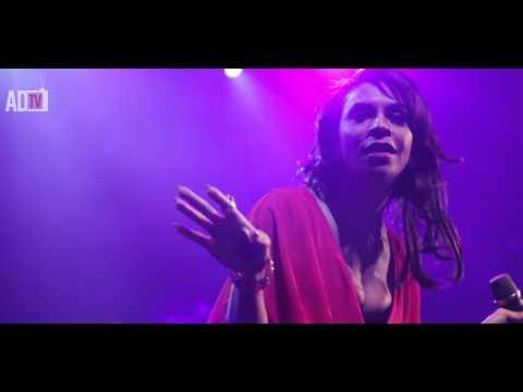 Teedra Moses - Backstroke (Live In London) @AmaruDonTV