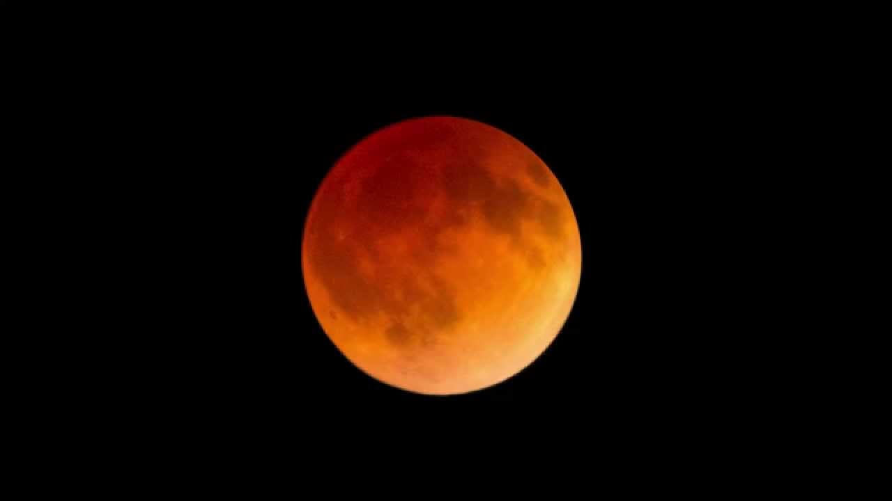 blood moon eclipse time lapse - photo #13