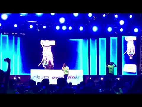 Mirchi Neon Run Bangalore 2018 with RJ Ridhi