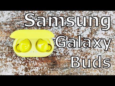 САМЫЙ ГРАМОТНЫЙ РАЗВОД II Samsung Galaxy Buds Полный Обзор !
