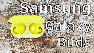 MOST GRANTED DIVORCE II Samsung Galaxy Buds Full Review!