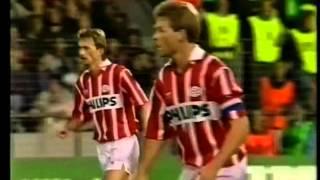 PSV - Ajax. Eredivisie-1991/92 (3-2)