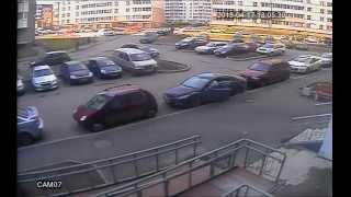 Попытка угона Mazda6 г. Санкт-Петербург.