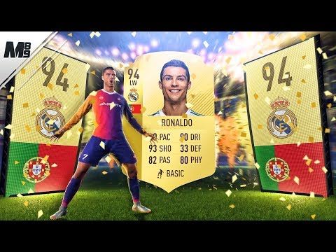 FIFA 18 RONALDO IN A PACK | FIFA 18 HYPE STARTS NOW!! | FIFA 18 ULTIMATE TEAM PACK OPENING