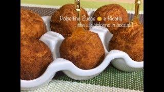 Focaccine di zucca in padella ricetta facile senza for Gnocchi di ricotta fatto in casa da benedetta