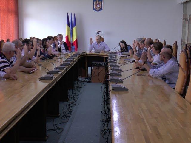 ȘEDINȚĂ DE ÎNDATĂ PENTRU INVESTIȚII LA SPITALUL DE URGENȚE PAȘCANI
