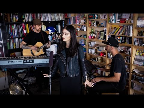 Banks: NPR Music Tiny Desk Concert
