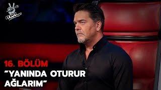 Beyaz'dan yarışmacıya büyük övgü!  | O Ses Türkiye