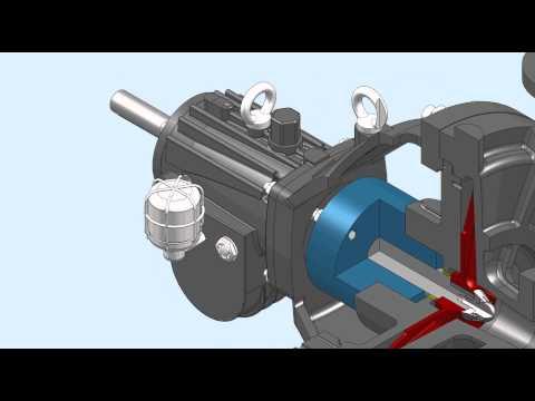 Finder Pompe API610 PEP Pump