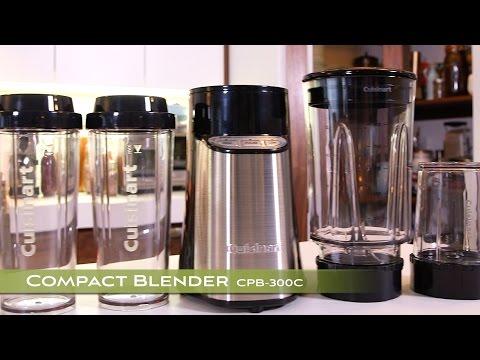 Cuisinart Compact Portable Blending/Chopping System - Cuisinart Canada