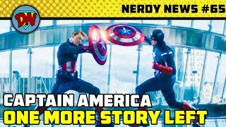 Marvel DC Crossover, Iron Man Snap, Keanu Reeves, Endgame Re-Release | Nerdy News #65