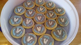 V-Bucks Cookies de Fortnite!