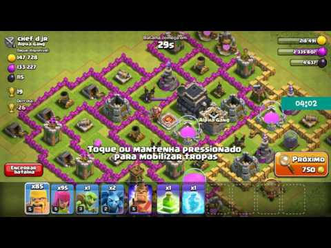 Clash Of Clans: Nomes Para O Canal!!