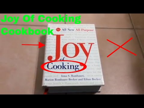 ✅  How To Use Joy Of Cooking Cookbook Review