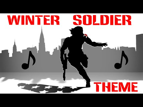 The Winter Soldier Theme  Henry Jackman