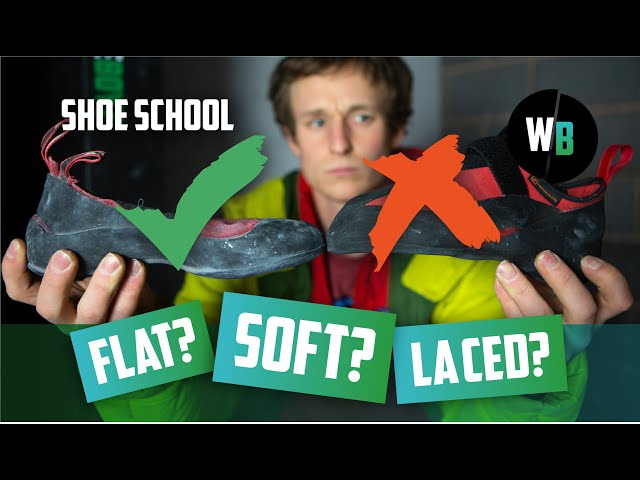 What are the BEST climbing shoes for crack climbing?