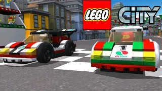 LEGO City My City (1 - 2) - Lego Race   Lego Car   Mini games gameplay Walkthrough (android, ios)