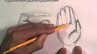 How to Draw Hands: the Thumb