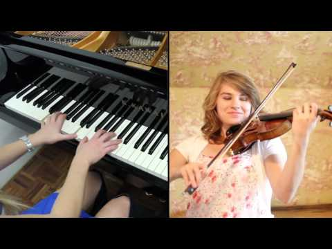 Fairy Tail Main Theme (Violin and Piano) - Taylor Davis and Lara