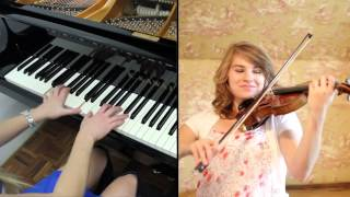 Repeat youtube video Fairy Tail Main Theme (Violin and Piano) - Taylor Davis and Lara