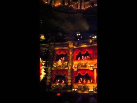 Phantom of the Opera Las Vegas