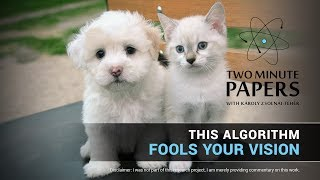 This Fools Your Vision | Two Minute Papers #241