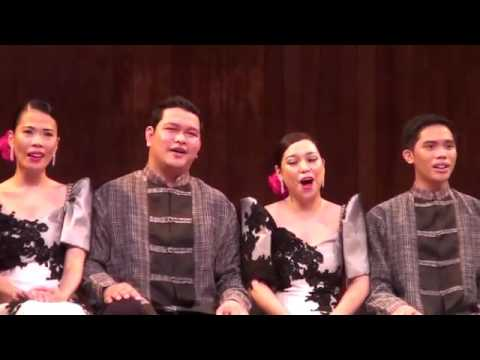 Mo Li Hua Jasmine Flower Philippine Madrigal Singers