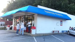 Asheville Moving Company: Tastee Freez Patton Ave.