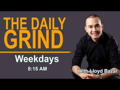 PSEi at 7952 | The Daily Grind 05/02/2019