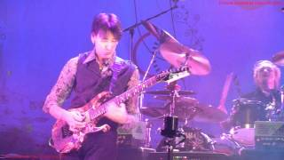 Steve Vai - Weeping China Doll Live Hammersmith Apollo London England 02 Dec 2012