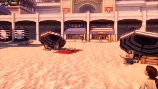 Bioshock Infinite Gameplay PC sueße Elizabeth deutsch/german