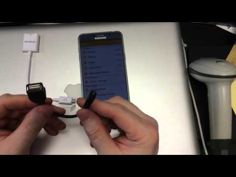 Review an discovery of Samsung Note 5 USB OTG Adapter for $0.99