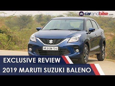 Exclusive: Maruti Suzuki Baleno Facelift Review | NDTV carandbike