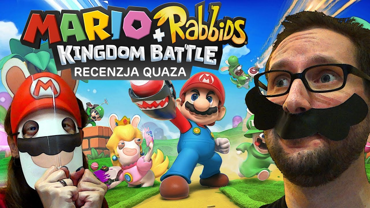 Mario + Rabbids Kingdom Battle – recenzja quaza
