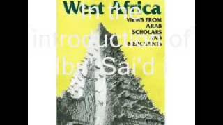 Early Afro-Arab relations