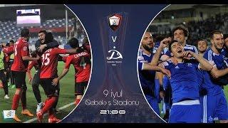 qəbələ 2 0 dinamo tbilisi europa league