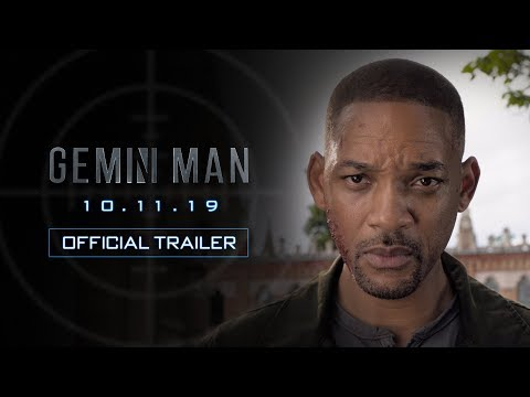 Will Smith se enfrenta a su doble en el tráiler de Gemini Man