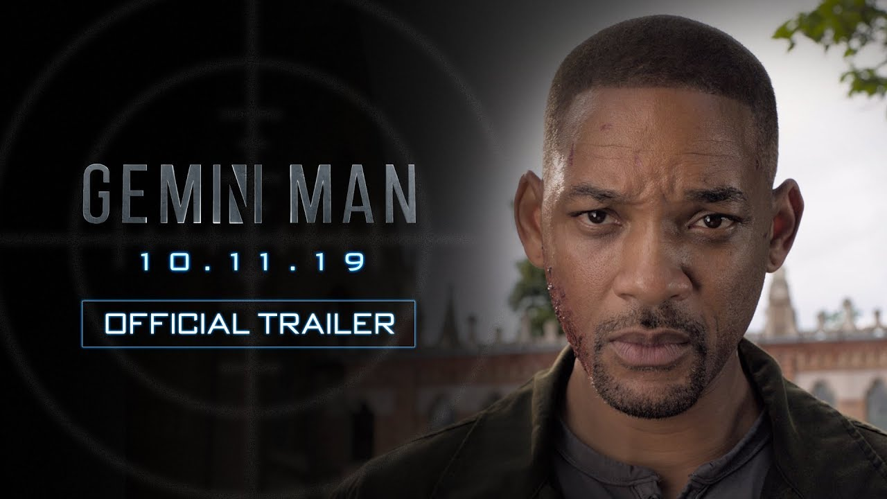Gemini Man (2019) - Official Treileris - Paramount Pictures